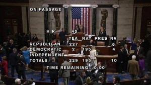 House passes Obamacare repeal